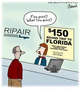 Friday-Friendly-Funny-Dave-Blazek-Friendly-Planet-Travel-Airline-Fees
